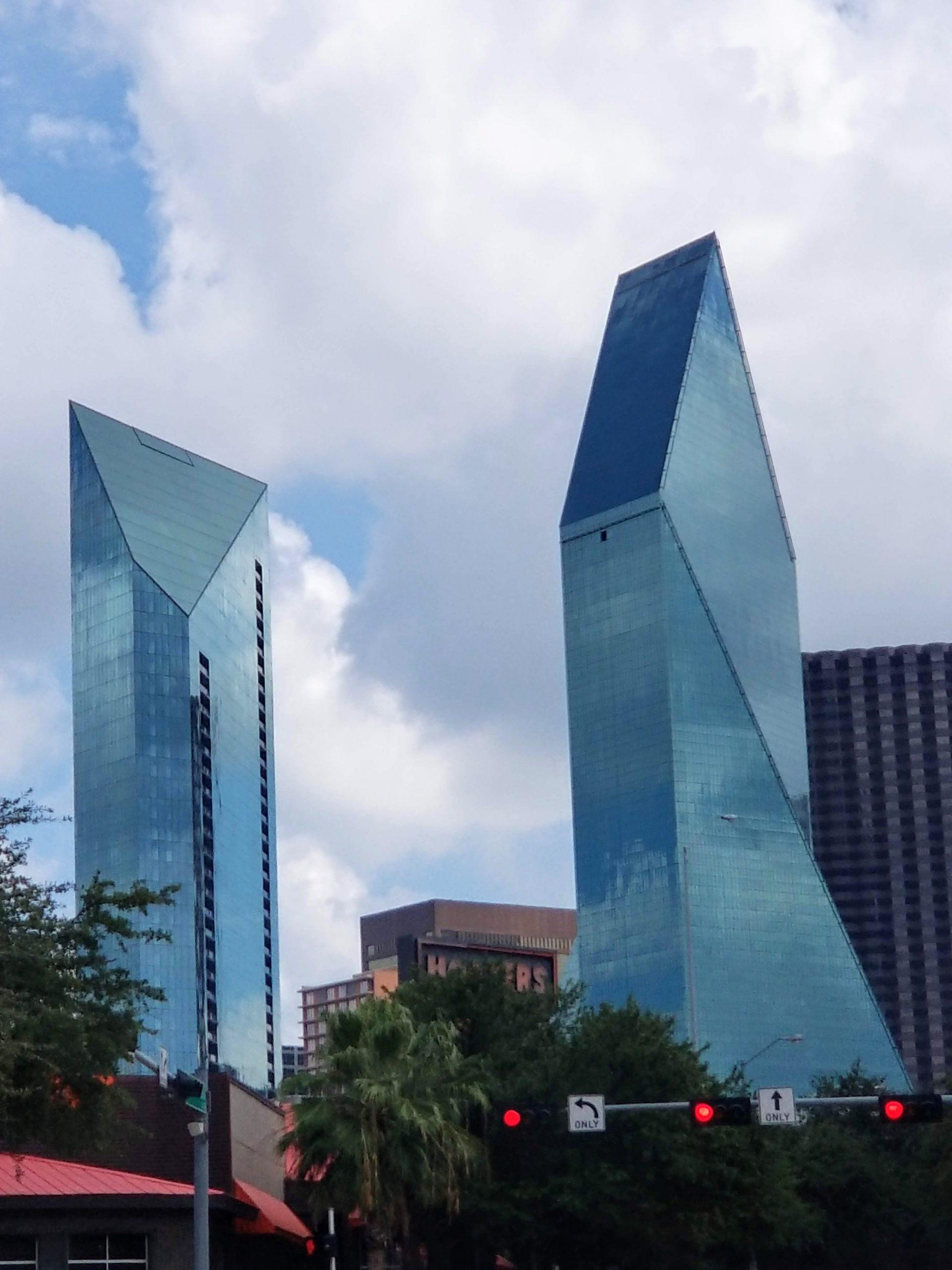 North Texas Fiber Twins